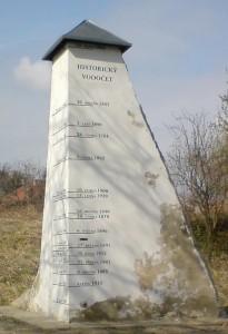 Historický vodočet